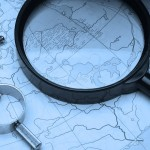 Magnifier , divide and map